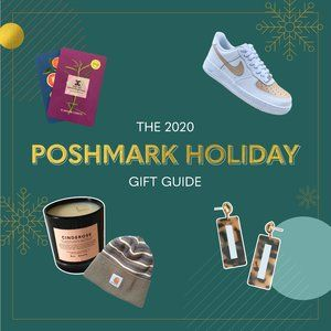 The Official Poshmark 2020 Holiday Gift Guide